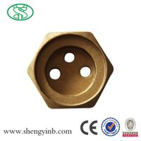 Brass Flange for Heating Element thumbnail image