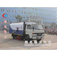 ISUZU Road sweeper truck thumbnail image