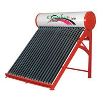 Compact Unpressurized Solar Water Heater Best for Family Use(