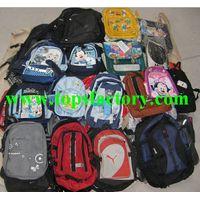 wholesale used school bags