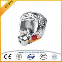Hot Sale Fire Fighting Equipment of Escape Smoke Hood