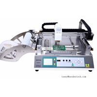 new cheap Easy Operate Automatic desktop  Pick and Place Machine TM220A