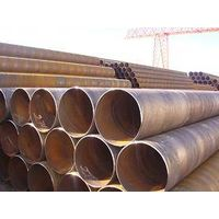 SSAW steel pipe/ welded steel pipe/ carbon steel pipe/ stainless steel pipe/ hot-rolled steel pipe/