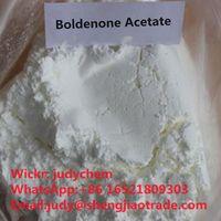 High purity steroids Raw Boldenone Acetate powder CAS846-46-0 manufacturer in stock Wickr:judychem