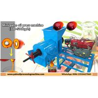 Small scale palm oil pressing machine thumbnail image