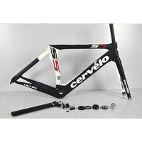 Cervelo S5 Team VWD Full Carbon Fiber Road Bike Frame Fork Seatpost Headset With BBright