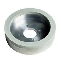 Diamond cup shaped polishing wheel thumbnail image