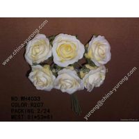 artificial flowers with man-made thumbnail image