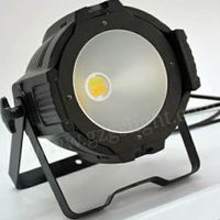 Studio Spot Light 200W warm/pure white 2in1 COB LED Wash Par Can Stage Decoration Lighting