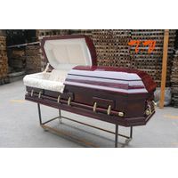 TD-A12American style cheap price chinese casket for sale