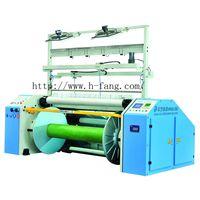 H-fang warp yarn leasing machine