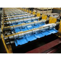 Hi-rib Roof Cladding Sheet Forming Machine