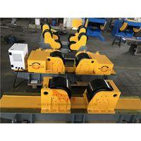 30ton Turning Roller Rolls Tank Pipe Pressure Vessel Cylinder Conventional Adjustable