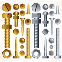 Self Drilling Screws,washer,nuts,bolts