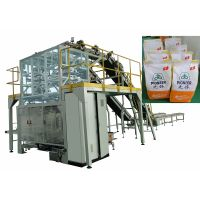 Automatic Bag Feeding and Packaging Machine (VFSW1000)
