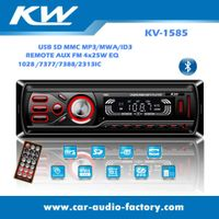KV1585 Car audio MP3 player Max power output 2x15W