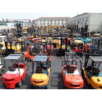 Used Toyota 10Tons Forklift