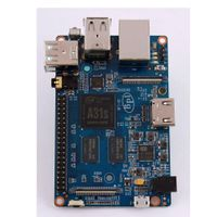original BPI-M2 Banana Pi M2 A31S Quad Core 1GB RAM 1.2GHz on-board WiFi Open-source development boa