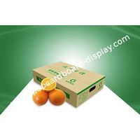 fruit corrugated packaging box, customized, stable