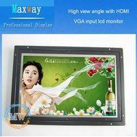 High view angle with HDMI, VGA input 10 inch lcd monitor thumbnail image