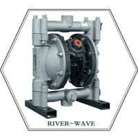 RV15 Pneumatic Diaphragm Pump(Aluminum) thumbnail image