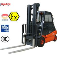 Xiangpu Explosion-proof Diesel Forklift