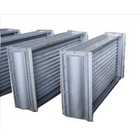air heat exchanger for rice drying system
