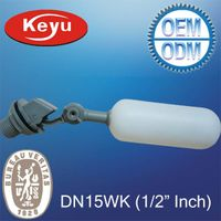 Keyu DN15WK Plastic Ball cock thumbnail image