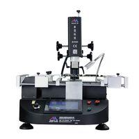 BGA rework station ZM-R5860 3 heat zone PCB repair machine for soldering and desoldering