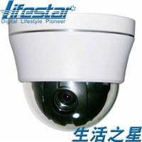 "1/3"" SONY CCD 420TVL new product indoor mini high speed Dome camera"