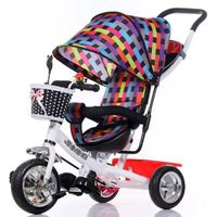 4 in 1 tricycle for 2 to 5 years old /3 wheels ride on / Qiangjiu Bicycle Group