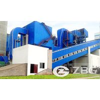 Rice Husk/ Straw Biomass Power Plant Boiler