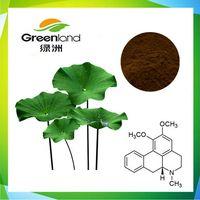 China Factory Sell Lotus Leaf Extract 2%-98% Nuciferine thumbnail image