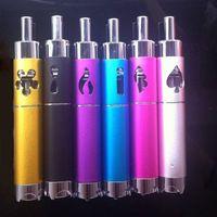 Latest I-Hybrid V3 Mechanical Mod Steel Mesh Caravela Stainless Steel E-cigarettes