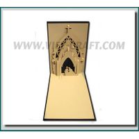 Wedding pop up 3D  card