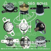 KSD301 auto reset thermostat, KSD301 auto reset thermal protector thumbnail image