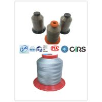 High Strength Silver Fiber Conductive Sewing Thread