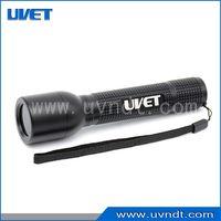 Handheld 365nm UV LED inspection Flashlight for NDT