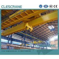 CWD Series customized heavy duty Bridge Crane Double Girder EOT Cranes for sale $5000-$200000 thumbnail image