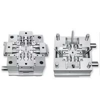 Plasic injection mold, ODM/OEM injection molding parts, high precision mold maker