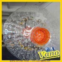 ZorbingBallz Zorb Ball Zorbing Human Hamster Ball Vano Inflatable Giant Sphereing