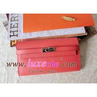 Sell kelly wallet hermes luxeche birkin ,kelly handbag,100% handstitching and others,original l thumbnail image