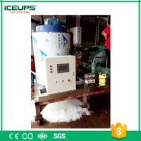 500KG Commercial ICE Flake Machines for Supermarket