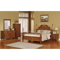 The European and American style bedroom Furniture