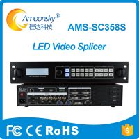 sdi sc358s led video display processor video splicing processor outdoor full color led screen
