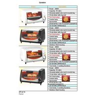 ELECTRCAL TOASTER OVEN thumbnail image
