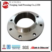 Forged Carbon Steel Welding End Neck Flange
