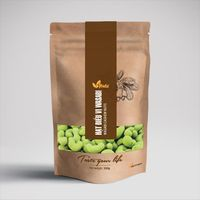 Roasted cashew nut - Wasabi flavor from Visinuts
