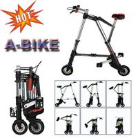 Folding A-bike, Mini Bike, Folding Bikes, Folding Bicycles, Folding Exercise Bike