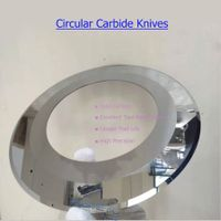 Cemented Carbide Slitting Knives